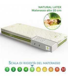 Materasso in lattice naturale